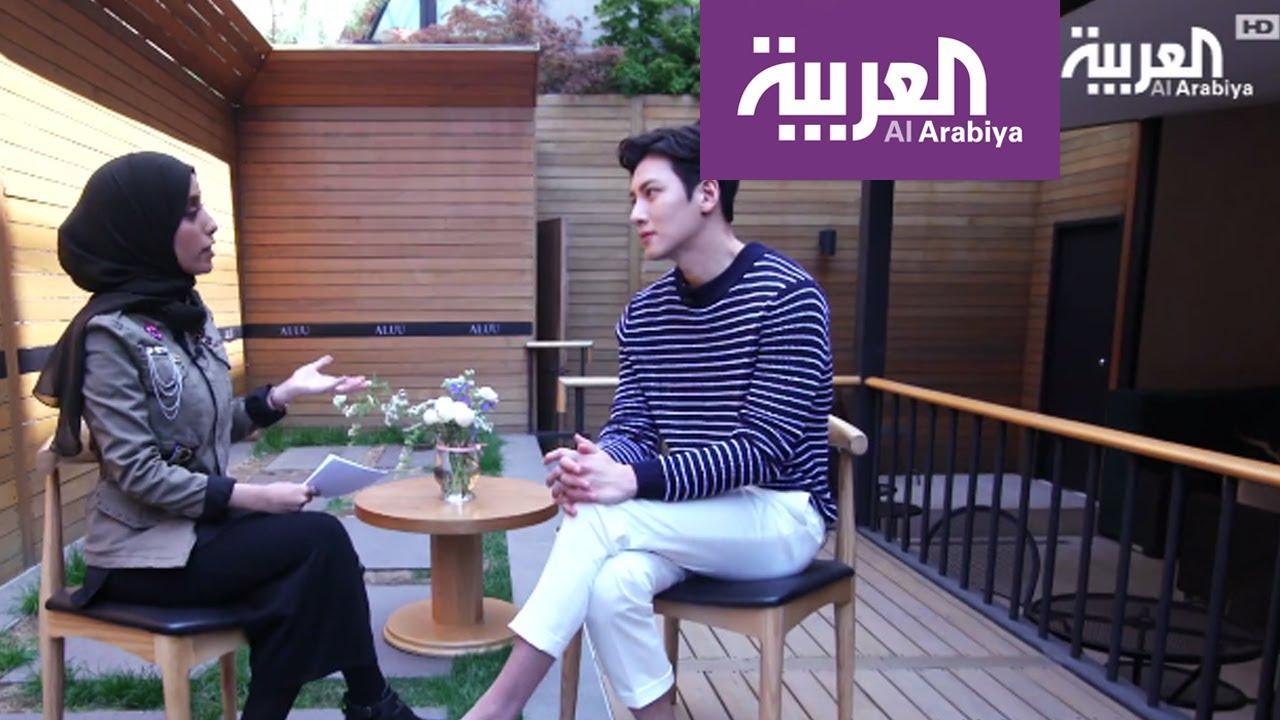 Actor Ji Chang-wook interviewed on Arabic TV | Korea Blog