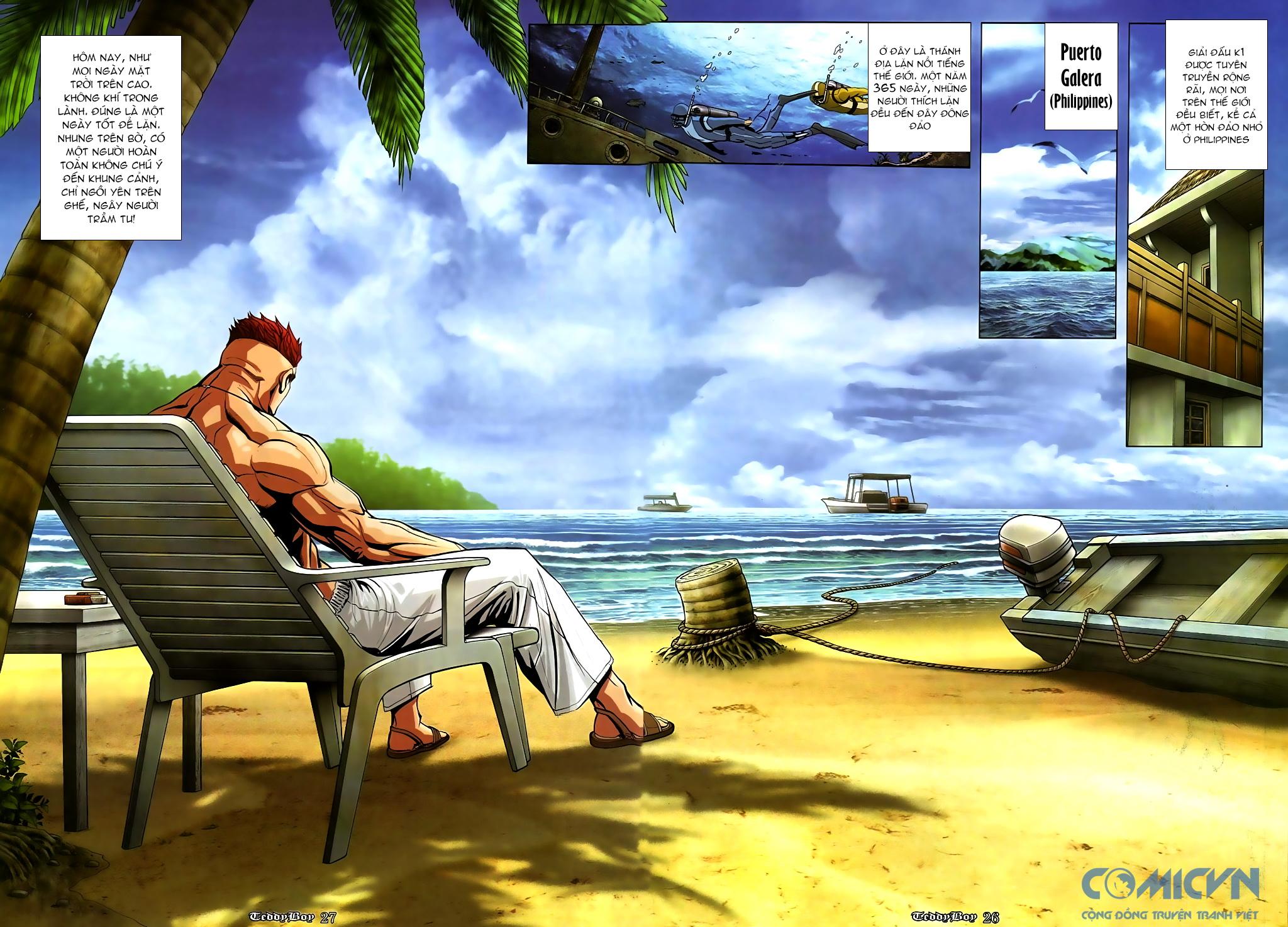 Người Trong Giang Hồ NetTruyen chap 867 - Trang 20