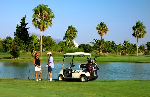 Turisme promociona los campos de golf de la Comunitat Valenciana en el mercado italiano