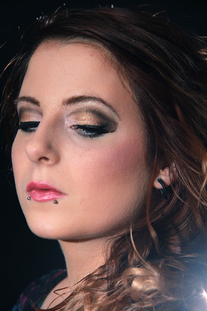 Kim Annabella MUA: Debs Makeup Application