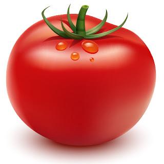 tomato hilangkan jeragat