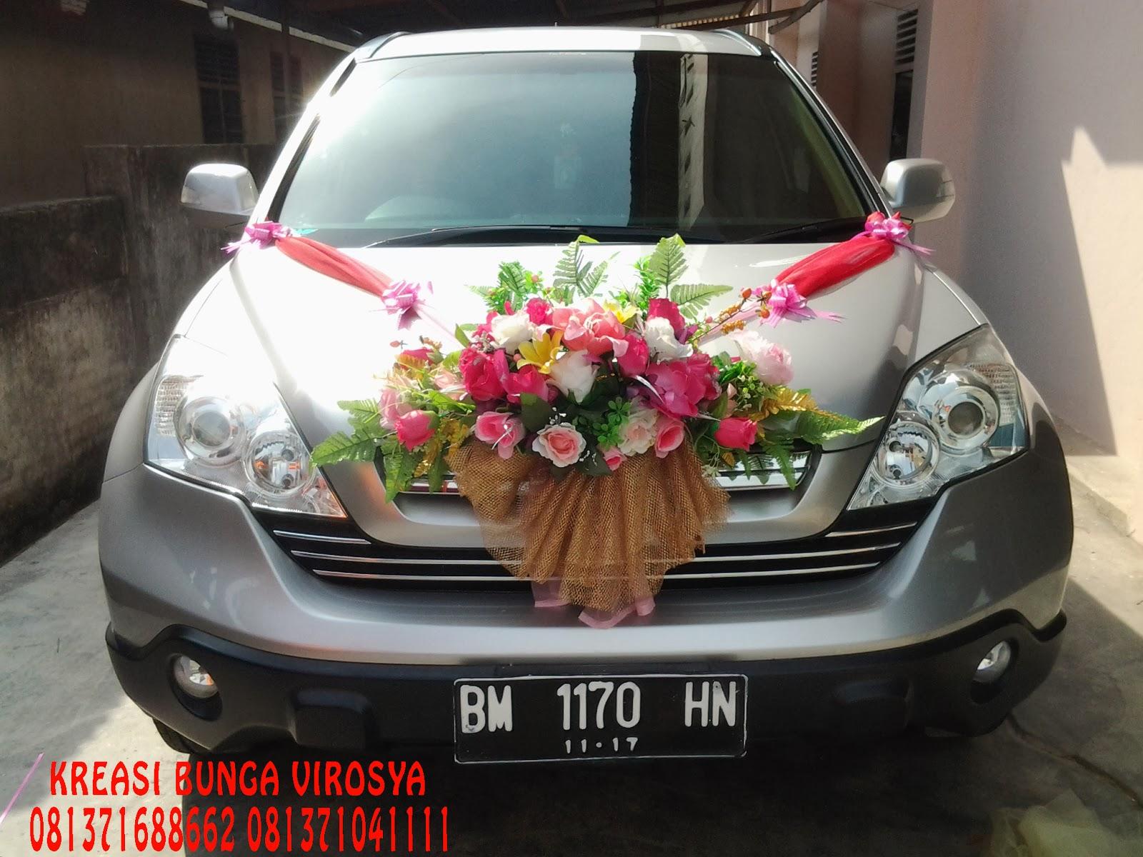 Gambar Dekor Mobil Pengantin Modifikasi Mobil