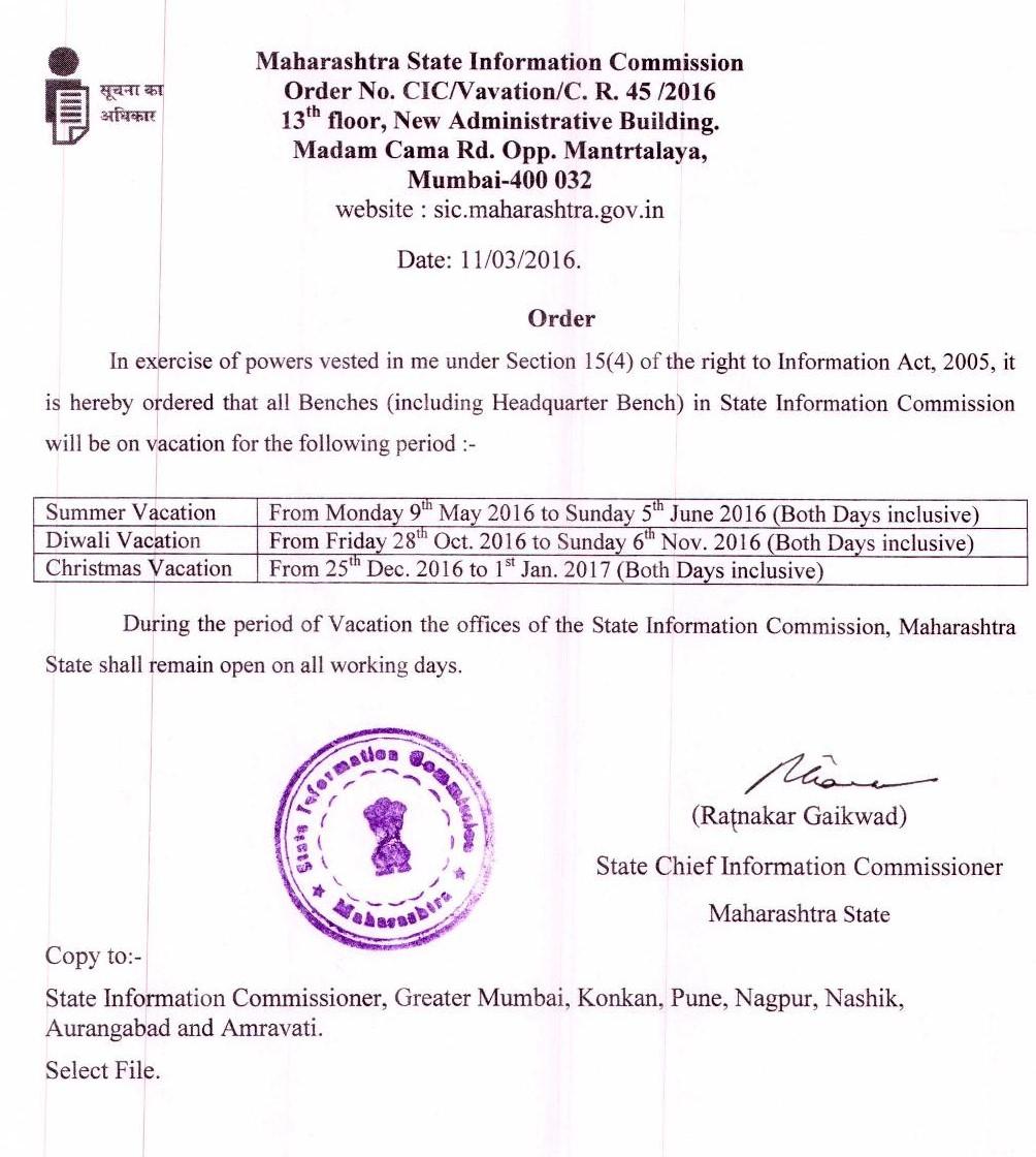 India, Maharashtra, vijay kumbhar, News, Governance, RTI
