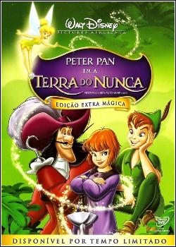 Peter Pan: De Volta à Terra do Nunca Dublado