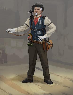 Outlaw 1 safe cracker