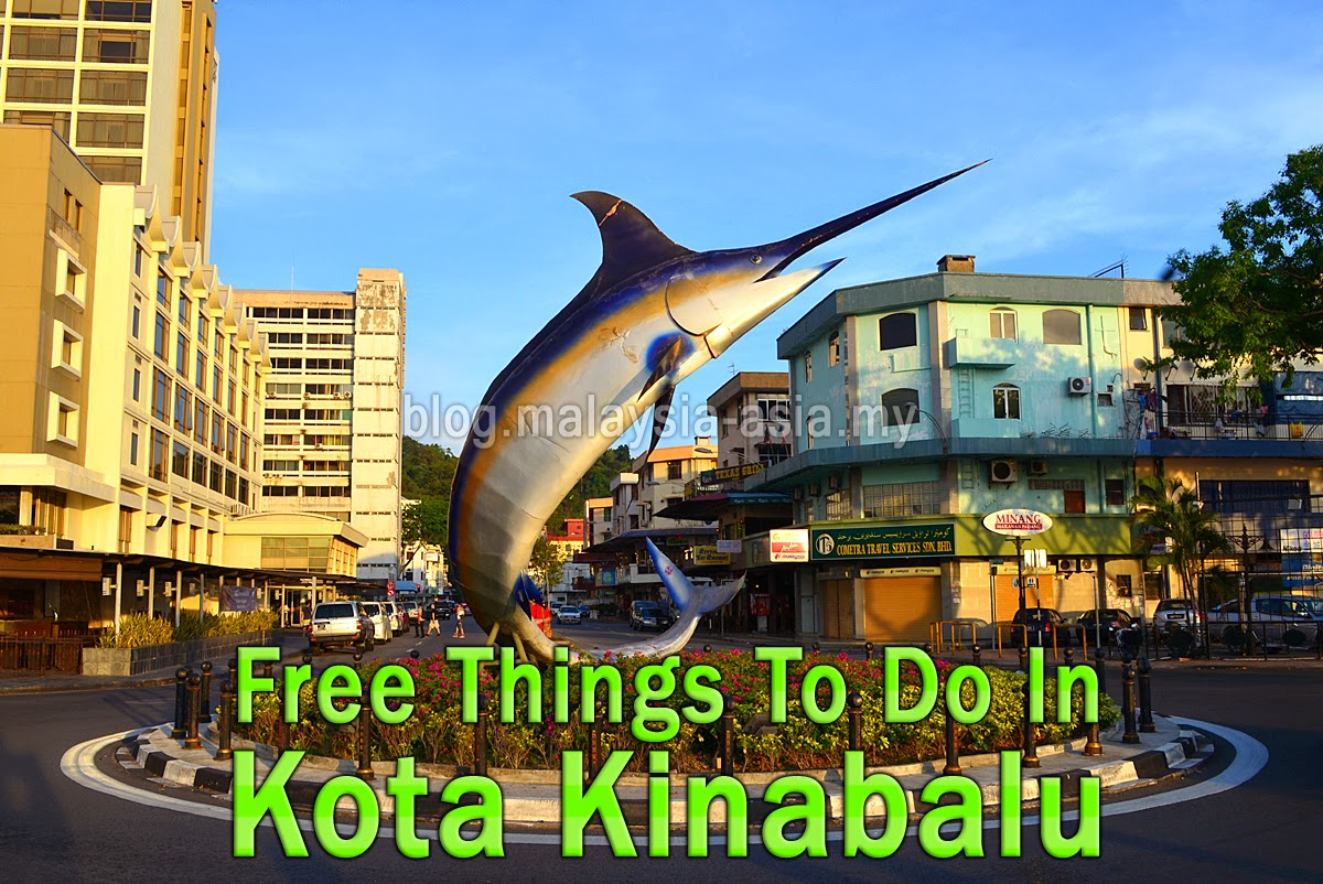 Kota Kinabalu Free Things To Do