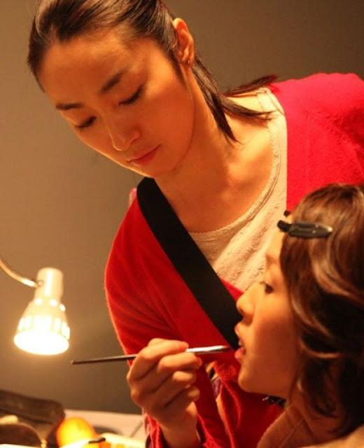 Sinopsis Makeup Room / Meikurumu / メイクルーム (2015) - Film Jepang