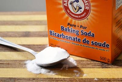 Cách trị mụn đầu đen hiệu quả chỉ từ baking soda