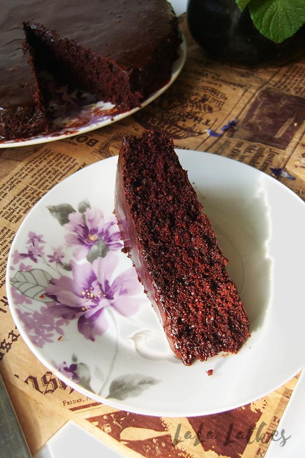 Бюджетный шоколадный пирог