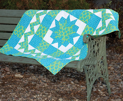 Value Die Quilt Free Pattern