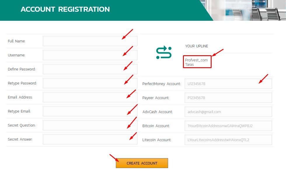 Регистрация в Transport-Alliance 1