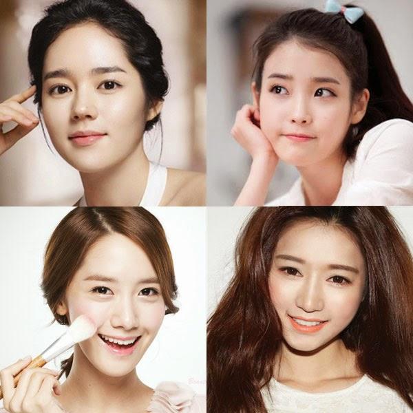 Leeya's Blog: Simple and Easy Korean Straight Eyebrows ...