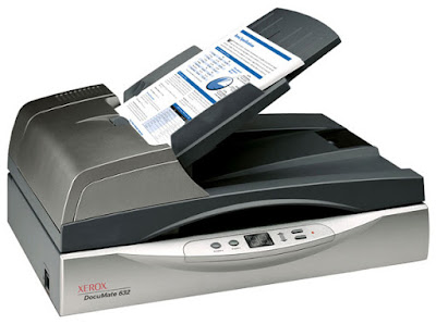 Xerox DocuMate 3640 Driver Download