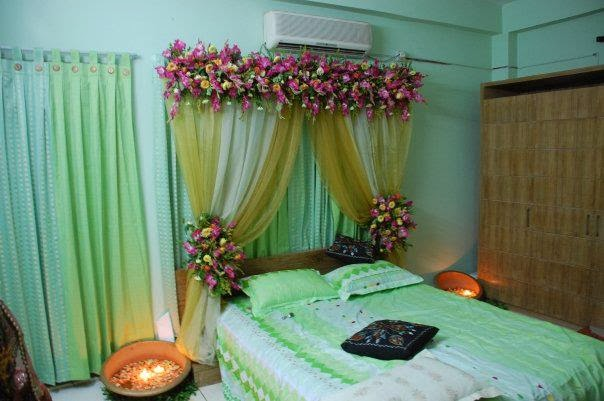 Michelle Clunie How Will Decorate To Bedroom For Groom And Bride On Wedding