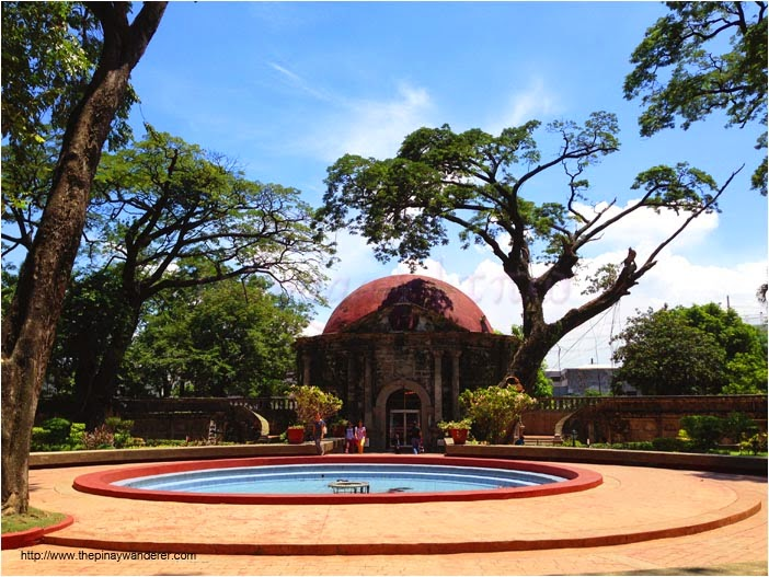 St. Pancratius Chapel, Paco Park and Cemetery