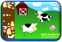 http://www.sheppardsoftware.com/preschool/animals/farm/animalfarmcreate.htm