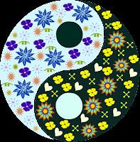 Símbolo Ching-Chang - Criação Blog PNG-Free