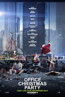 Office Christmas Party ( 2016 )