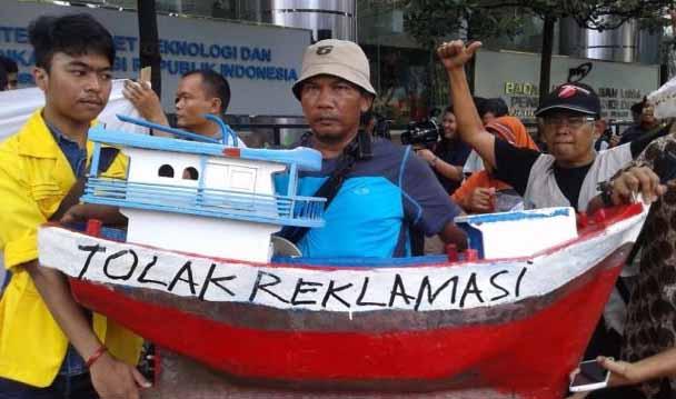 Fahira Idris Cetuskan Referendum Tolak Reklamasi