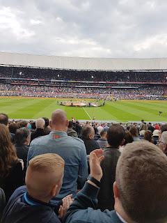 De Kuip tijdens Feyenoord-FC Utrecht