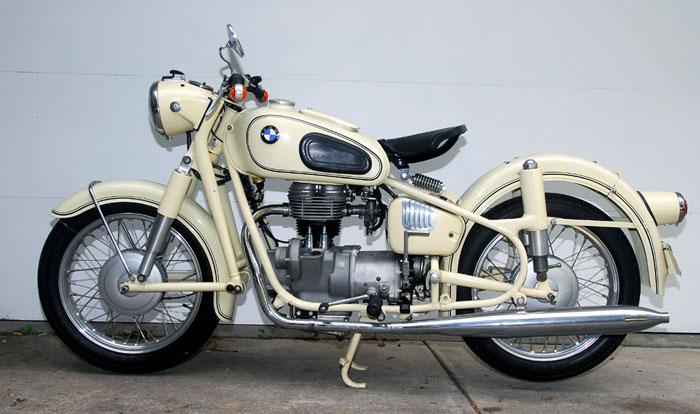 Dijual motor antik bmw r27 #5