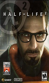 halflife2 front boxshot - Half Life 2 (PC)Game Completo