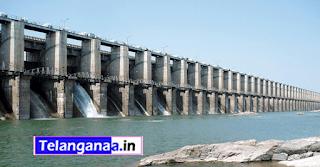 Jurala Dam in Telangana