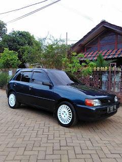Toyota Starkap 1.3 SE Limited Tahun 1991 Surat Lengkap