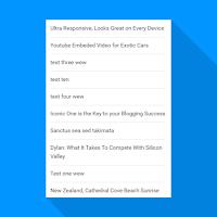 Cara Mudah Membuat Widget Artikel Pilihan Di Blog
