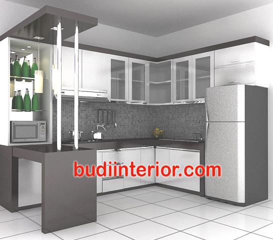 Kitchen Set Surabaya: Budiinterior.com: DESAIN KITCHEN SET MURAH DI SURABAYA