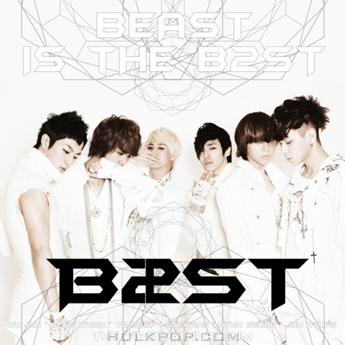 BEAST – Beast Is the B2st – EP (ITUNES PLUS AAC M4A)