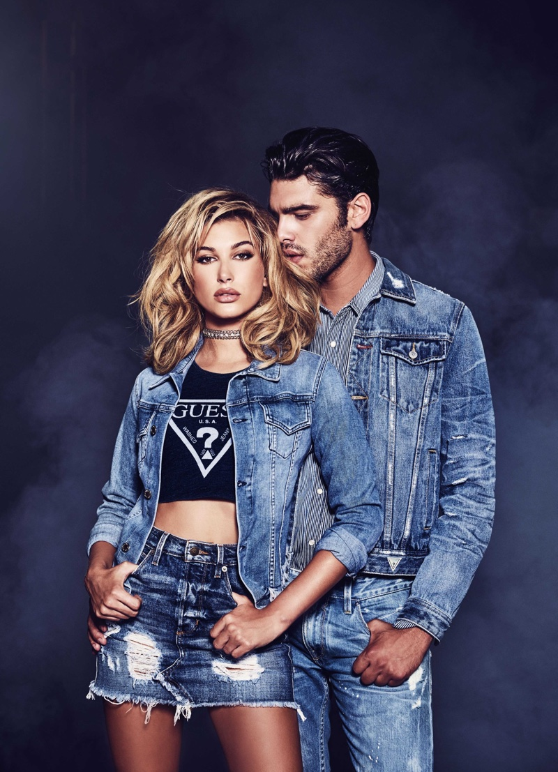 Guess 35th Anniversary Campaign