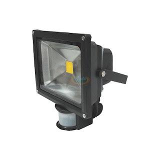 50W LED感應式投光燈,LED探照燈