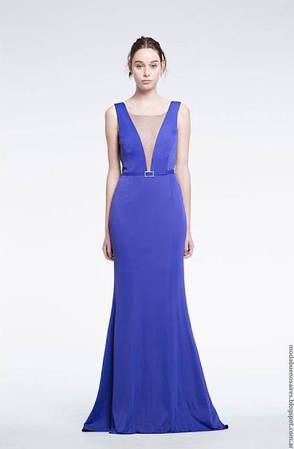 Vestidos de fiesta 2017 | Moda 2017 vestidos de fiesta by Natalia Antolin, colección Barcelona primavera verano 2017.
