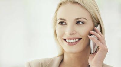 نصائح خاصة لأول مكالمة تليفون مع حبيبتك امرأة تتحدث فى الهاتف الموبايل بنت فتاة woman girl talk on mobile phone
