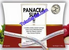 Panacea Slim Asli W Plus Obat Diet