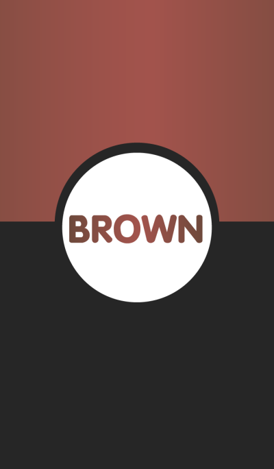 Simple Brown Black v.2