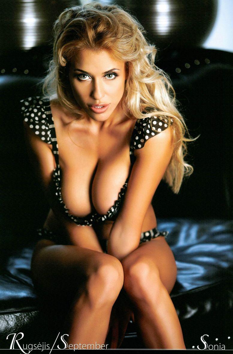 Blond Sexy