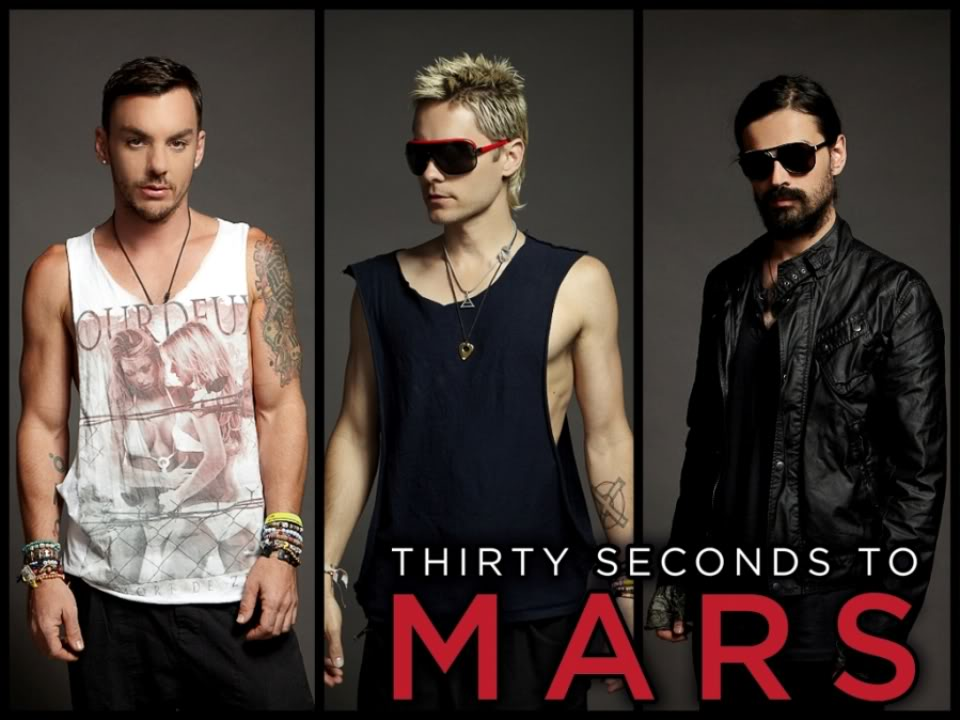 Thirty Seconds to Mars partners with VEVO for the short film