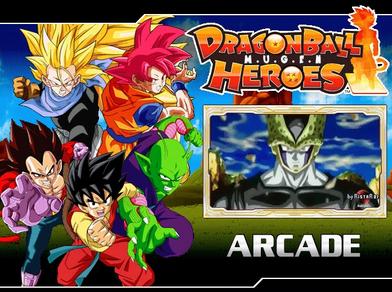 Dragon Ball Heroes MUGEN v3 download