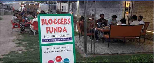 Blogger Funda Group