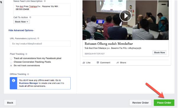 Cara MengIklankan Bisnis Anda dengan Video di Facebook Ads