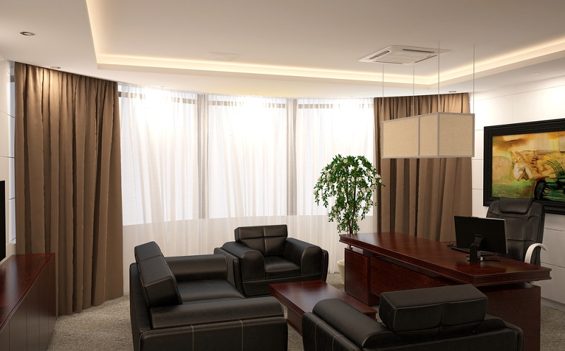 Commercial Curtains Melbourne
