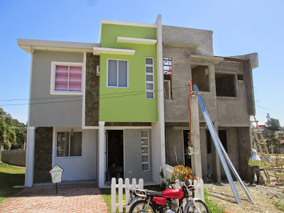 Townhouse in Laguna and Manila