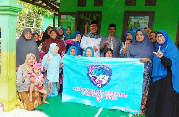 Didukung Akhmad Syaikhu, Macan Padi 'Gerilya' di Garut