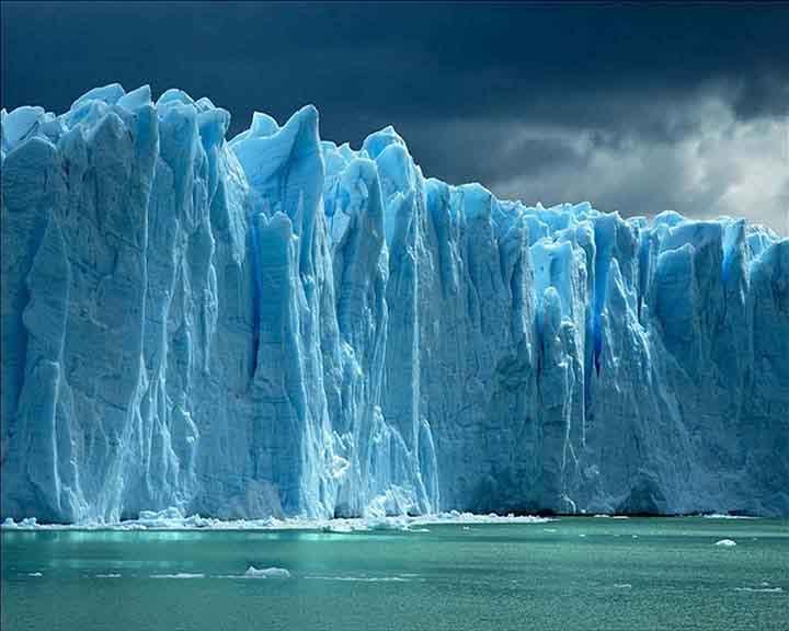 kış resimleri kutupların buzları
