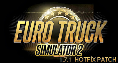 Euro Truck Simulator 2 1.7.1 HotFix Patch