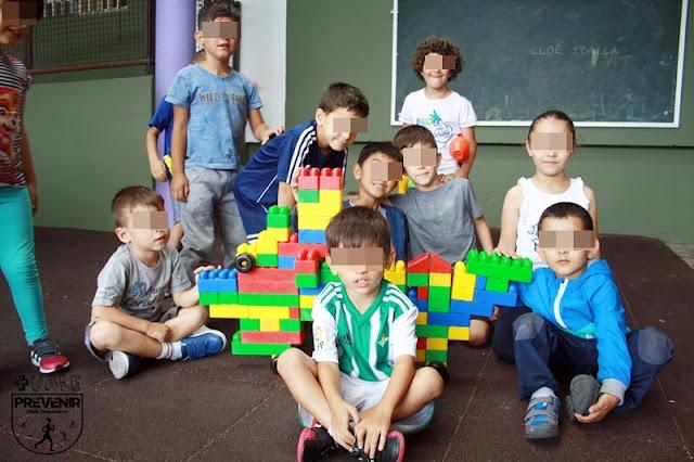 actividades lego niños arucas
