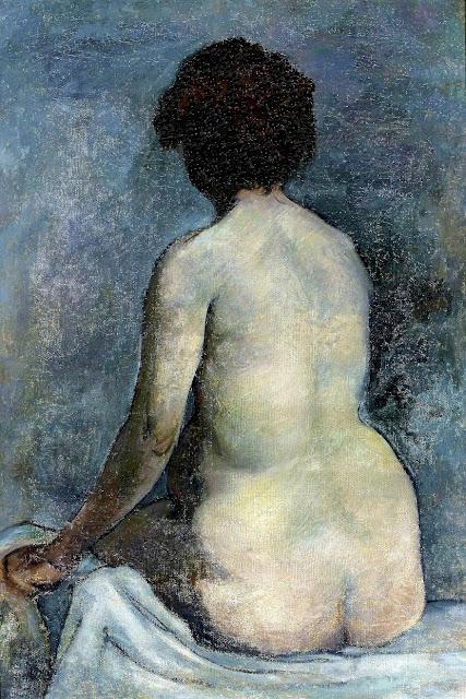 Wladyslaw Slewinski - nudo femminile