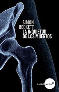 La inquietud de los muertos- Simon Beckett